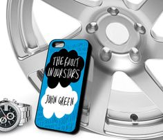 Fault in our stars john green Case for iPhone by Xgirllist on Etsy, $13.99