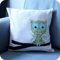 owl+pillow