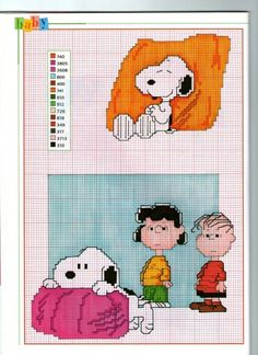 Snoopy, Lucy & Linus