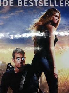 This person is my hero ~Divergent~ ~Insurgent~ ~Allegiant~