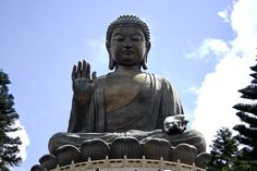 Tian Tan Budha, Hong Kong