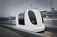 Self-Driving Pod Cars | A fleet of 100 self-driving pods coming to the U.K. in 2015. | Wired.com