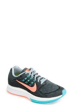 Nike 'Air Zoom Structure 18' Running Shoe (Women) available at #Nordstrom