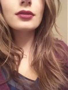 Gorgeous pinky mauve color, MAC Strong Woman