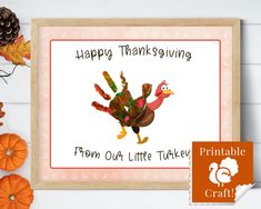 Handprint Turkey Thanksgiving Art Activity for Kids, Handmade Card Thanksgiving 2021 Craft for Babies by HolaSunshineDesigns on Etsy Babys First Thanksgiving, Thanksgiving Art, Floral Printables, Printable Crafts, Art Activities For Kids, Preschool Crafts, Turkey Handprint, Simply Stamps, Easy Arts And Crafts
