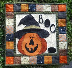 October Scare by Stray Stitches