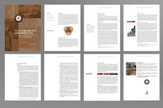 best design corporate white papers - Google Search                                                                                                                                                      More