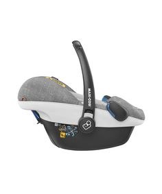 Maxi Cosi Pebble Plus Baby Car Seat Nomad Grey Car Seats Baby Car Seats Maxi Cosi