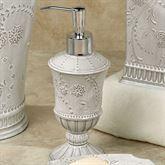 Eyelet Lotion Soap Dispenser Gray