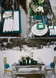 official color set up for my wedding :)