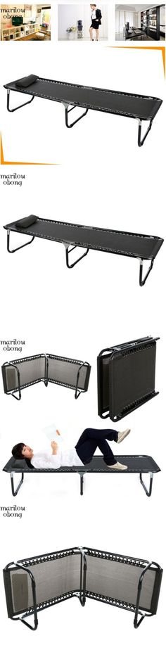 Cots 87099: Heavy Duty Portable Military Style Outside Folding Camping Hiking Cot Bed Mabn -> BUY IT NOW ONLY: $38.55 on eBay!