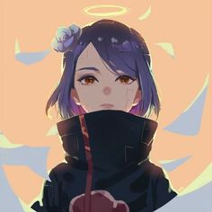 Naruto Konan, part of a series of kunoichi busts, by -N方- (N-Fang). Reposted with permission. Naruto Shippuden Sasuke, Anime Naruto, Naruto Fan Art, Naruto Girls, Itachi Uchiha, Naruto And Sasuke, Manga Anime, Sakura Uchiha, Hinata