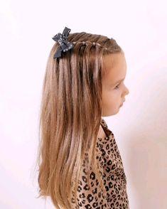 Прически для детей / Hairstyle- - in 2020 Hairdos For Short Hair, Easy Hairstyles For Kids, Cool Short Hairstyles, Baby Girl Hairstyles, Short Hair Styles, Toddler Hairstyles, Toddler Hair Dos, Girl Hair Dos, Crochet Braids