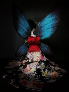 benjamin lacombe madame butterfly - Google Search