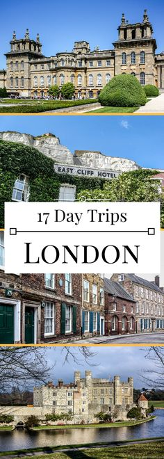 17 day trips from London, and how to choose the right one for your travel style.
