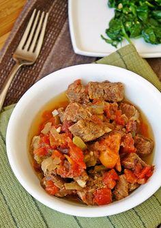 Slow Cooker Cajun Beef Chili
