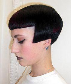 Modern pageboy haircut by schmalzer24, via Flickr