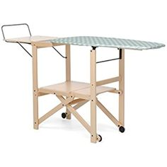 Comfort 9 | Table pour Machine à Coudre | (Oak Kendal Cognac): Amazon.fr: Cuisine & Maison Table For Small Space, Small Spaces, Tube Led, Iron Holder, Shabby, Ironing Board Covers, Kitchen Cart, Indoor Air Quality, Drafting Desk