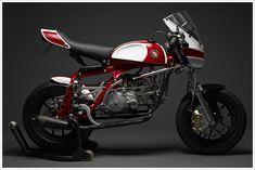 Honda Z50A - 50 Magnum - Pipeburn - Purveyors of Classic Motorcycles, Cafe Racers & Custom motorbikes