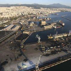 Στην Αλεξανδρούπολη το πρώτο πλοίο με εξοπλισμό για τον TAP