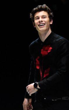 Increíble show  Shawn se ve muy lindo y muy feliz ❤