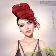 Queen Makeup, Ombre Color, Sims 4, Hairstyle, Girls, Little Girls, Hair Style, Daughters, Hairdos