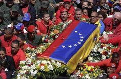 Even after Death, Chavez gets Choice of Successor