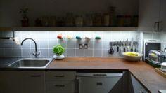 http://www.lampyeinformacje.pl/oswietlenie-podszafkowe-led-kuchnia/ Oświetlenie Podszafkowe Led Kuchnia