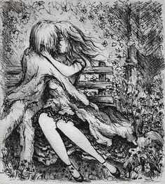 """A Garden Romance"""