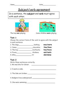 40 Best English Worksheets images in 2019 | English, English ...