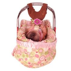 Amazon Bebe Bottle Sling Brown Butterfly Baby Supplies