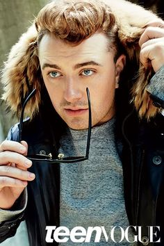 The female population is seriously missing out with this one... Sam Smith