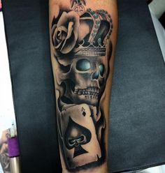 cool 70 Immortal Skull Tattoo Designs - Get Them Inked into Your Skin Check more at http://stylemann.com/best-skull-tattoo-designs/