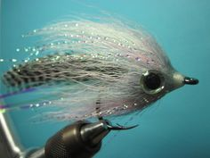 Reducer Shad Saltwater Streamer Fly Pattern