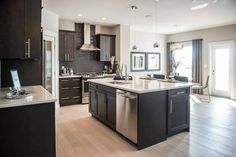 "Dolce Vita Homes ""Bridgewater"" Showhome, Manning Village, North Edmonton http://www.dolcevitahomes.ca/"