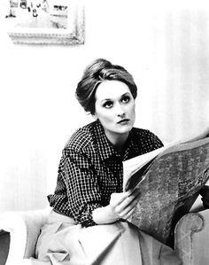 Meryl Streep  http://www.etsy.com/shop/VintagePennyLane  https://www.facebook.com/VintagePennyLane