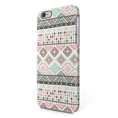 Indie Aztec Tribal Mosaic Rad Boho Hipster Pattern Hard Plastic iPhone6 iPhone 6S Phone Case Cover Hipster Pattern, Tablet Holder, Iphone6, Aesthetic Stickers, Phone Covers, Aztec, Mosaic, Indie, Plastic