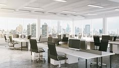 Image result for open plan workspace