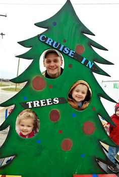 Pick your Own Christmas Tree Farm with family wagon rides