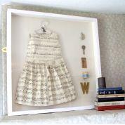 paper dress...