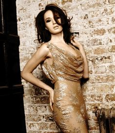 Sierra Boggess and the amazing dress!