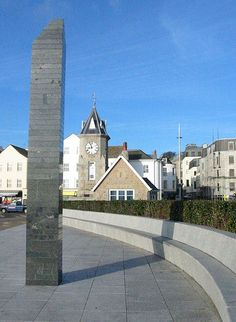 Liberation Monument Guernsey