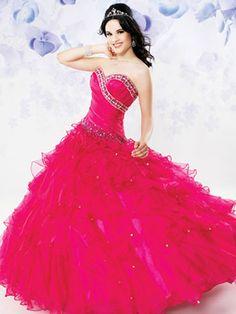Bright+Quinceañera+Dresses!  - Seventeen.com