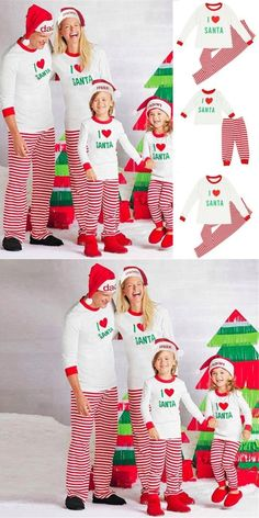 85cb36256 12 Best Kids matching Christmas outfits images