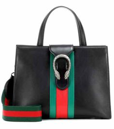 Dionysus Small leather tote | Gucci