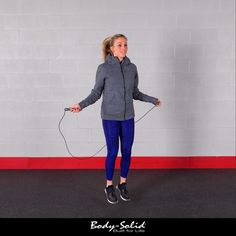 Start building endurance coordination quickness and agility today with the all-new @BodySolidFit Premium Speed Rope.  #speedrope #rope #jumprope #ropes #jumping #cardio #endurance #coordination #quickness #agility #CrossFit #crosstraining #xfit #bodysolid #builtforlife