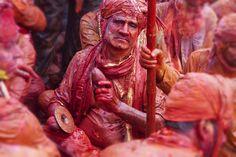 Holi ka Rang by Jassi Oberai on Holi Wishes In Hindi, Hindu Festivals, Happy Holi, Lord Krishna, Artist, Photography, Paintings, Photograph, Artists