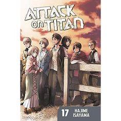 Attack On Titan Volume 17 £6.99
