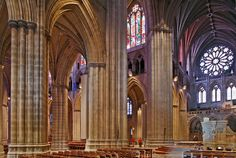 Washington National Cathedral, designed by Watts founder and designer G. F. Bodley