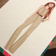 Statistics On Women S Fashion Dress Design Sketches, Fashion Design Sketchbook, Fashion Design Drawings, Fashion Drawing Dresses, Fashion Illustration Dresses, Fashion Model Sketch, Fashion Sketches, Trendy Fashion, Fashion Art
